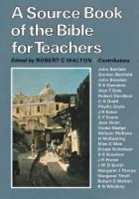 A Sourcebook of the Bible for Teachers (Paperback)