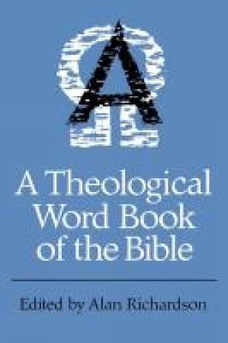 A Theological Wordbook of the Bible (Paperback)
