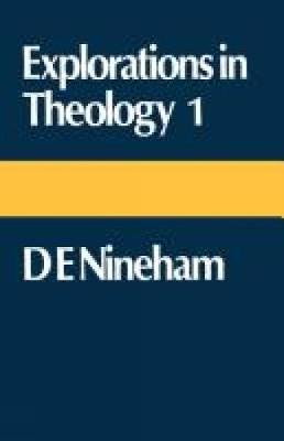 Explorations in Theology 1 (Paperback)