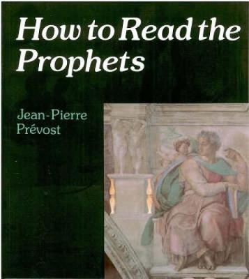 How to Read the Prophets - How to S. (Paperback)