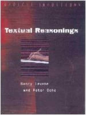 Textual Reasonings: Jewish Philosophy and Text Study at the End of the Twentieth Century (Paperback)