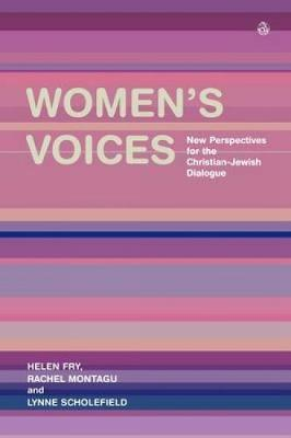 Women's Voices: New Perspectives for the Christian-Jewish Dialogue (Paperback)