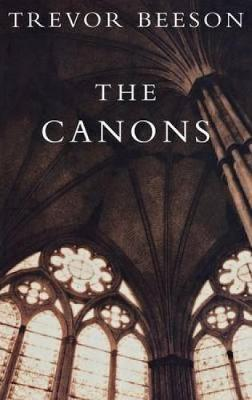 Canons: Cathedral Close Encounters (Hardback)