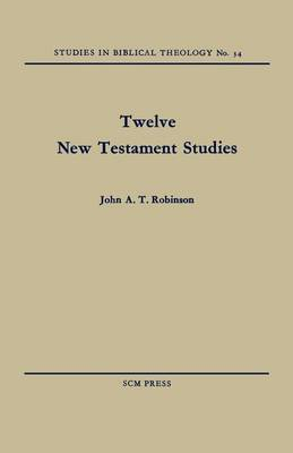 Twelve New Testament Studies (Paperback)