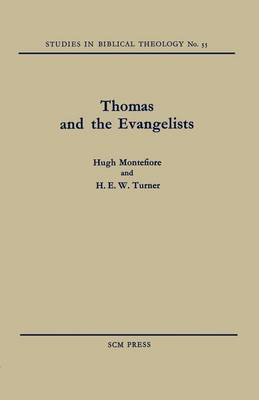 Thomas and the Evangelists (Paperback)