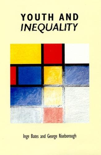 Youth and Inequality (Paperback)