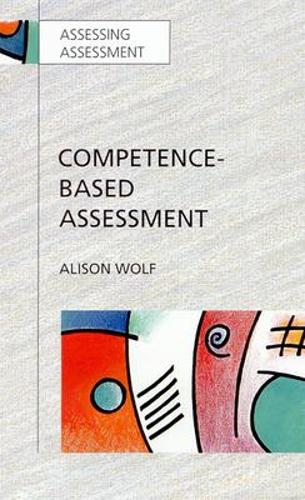 COMPETENCE-BASED ASSESSMENT (Paperback)