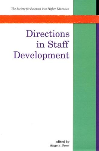 Directions in Staff Development (Paperback)