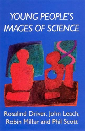 YOUNG PEOPLE'S IMAGES OF SCIENCE (Paperback)