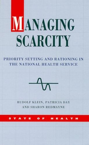 Managing Scarcity (Paperback)