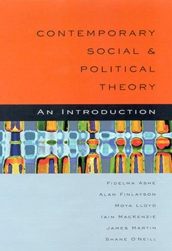 Contemporary Social and Political Theory (Paperback)