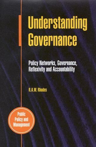 Understanding Governance (Paperback)
