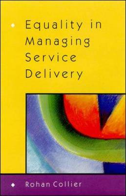 Equality in Managing Service Delivery (Paperback)