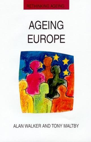 Ageing Europe (Paperback)