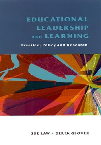EDUCATIONAL LEADERSHIP and LEARNING (Paperback)