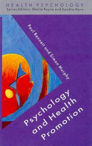 Psychology And Health Promotion (Paperback)