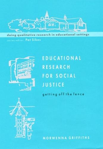 Educational Research for Social Justice (Paperback)