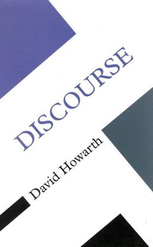 DISCOURSE (Paperback)