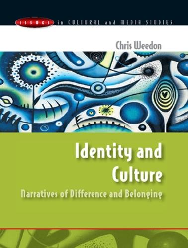 Identity and Culture (Paperback)