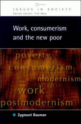 Work, Consumerism and the New Poor - Issues in Society (Paperback)