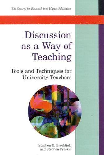 Discussion As A Way Of Teaching (Paperback)