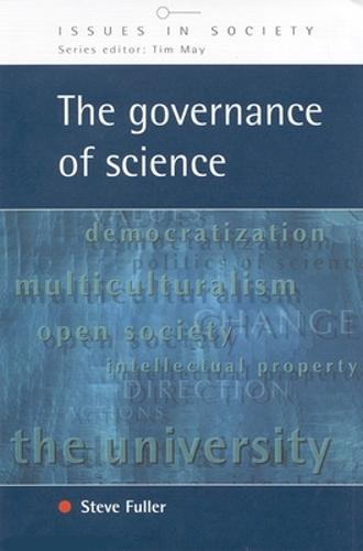 GOVERNANCE OF SCIENCE (Paperback)