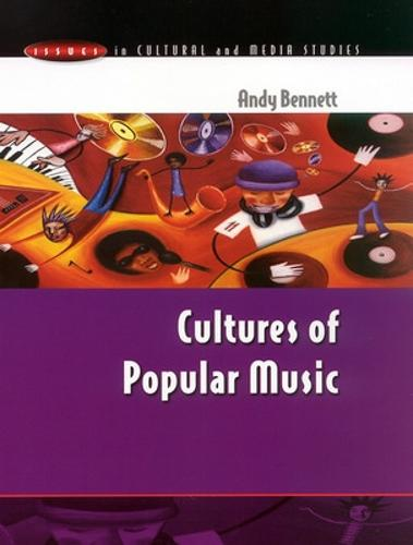 CULTURES OF POPULAR MUSIC (Paperback)
