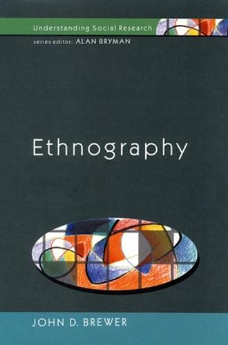ETHNOGRAPHY (Paperback)
