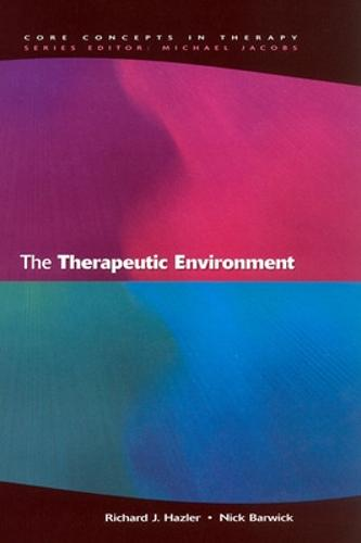 The Therapeutic Environment (Paperback)