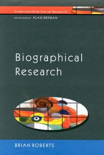 BIOGRAPHICAL RESEARCH (Paperback)