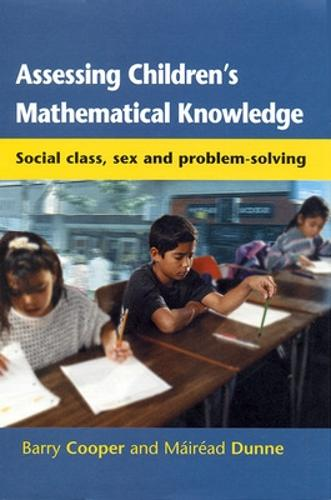 Assessing Children's Mathematical Knowledge (Paperback)