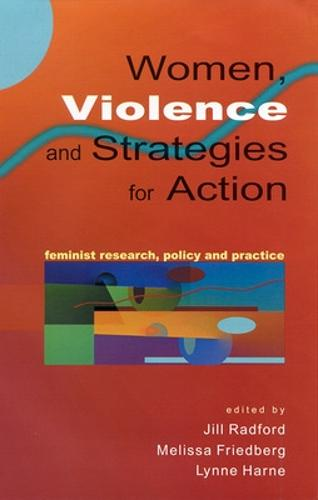 Women, Violence and Strategies for Action (Paperback)