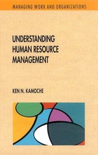 Understanding Human Resource Management (Paperback)