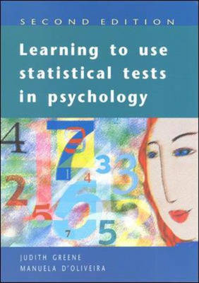 Learning to Use Statistical Tests in Psychology - Open Guides to Psychology (Paperback)