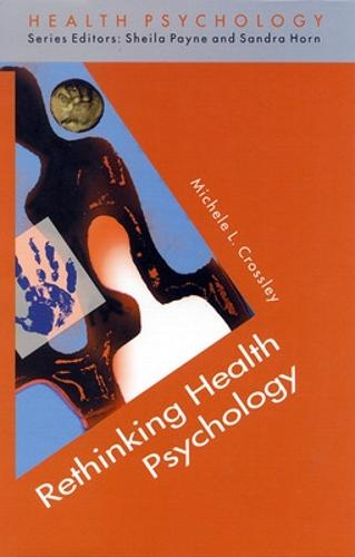 Rethinking Health Psychology (Paperback)