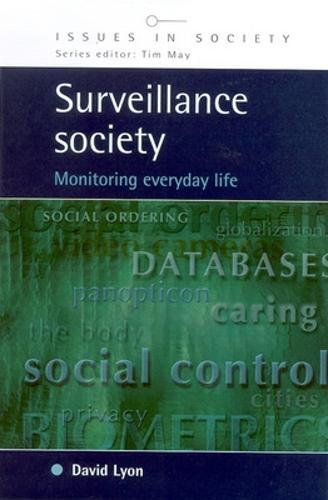 SURVEILLANCE SOCIETY (Paperback)