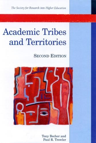 Academic Tribes And Territories (Paperback)