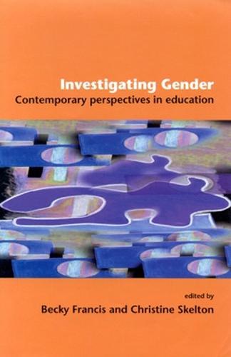 INVESTIGATING GENDER (Paperback)