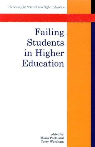 Failing Students In Higher Education (Paperback)