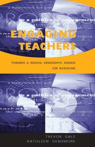 ENGAGING TEACHERS (Paperback)