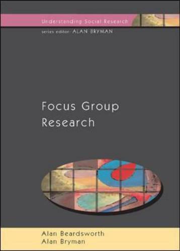 Focus Group Research (Hardback)