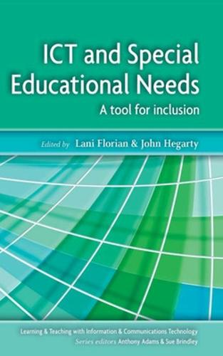ICT and Special Educational Needs (Paperback)
