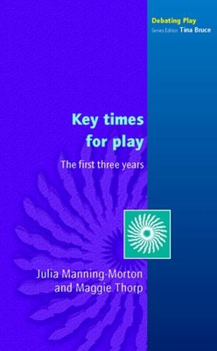 Key Times for Play (Paperback)