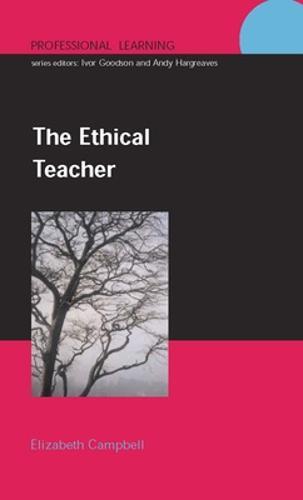 The Ethical Teacher (Paperback)