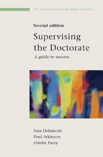 Supervising the Doctorate (Paperback)