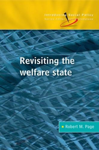 Revisiting the Welfare State (Paperback)