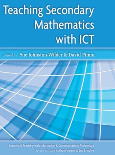 Teaching Secondary Mathematics with ICT (Paperback)