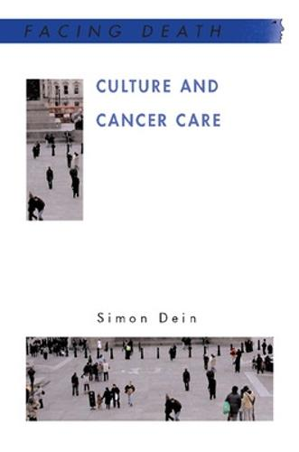 Culture and Cancer Care (Paperback)