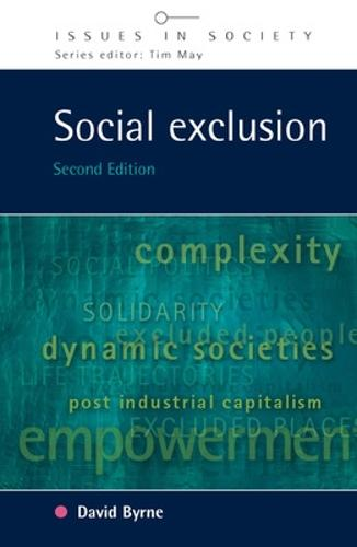 Social Exclusion (Paperback)