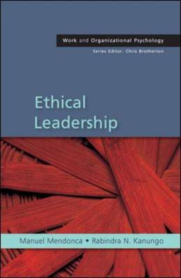 Ethical Leadership (Hardback)
